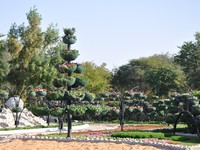 ОАЭ. Аль Айн. Al Ain Paradise Gardens. Фото Ritu Jethani - Depositphotos