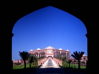 ?ОАЭ. Абу-Даби. Emirates Palace