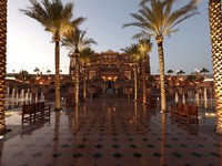 ОАЭ. Абу-Даби. The Emirates Palace in Abu Dhabi, UAE. Фото philipus - Depositphotos