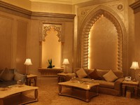 ОАЭ. Абу-Даби. Emirates Palace. Palace Suite. Фото Александра Синицына