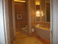 ОАЭ. Абу-Даби. Emirates Palace. Palace Suite. Фото Павла Аксенова