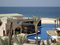 ОАЭ. Абу-Даби. Desert Islands Resort & Spa by Anantara. Pool view