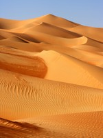 ОАЭ. Пустыня Руб-эль-Хали (Rub' al Khali). Empty Quarter Dunes. Фото David Steele - Depositphotos