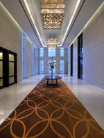 ОАЭ. Абу-Даби. Eastern Mangroves Hotel & Spa by Anantara. Lobby