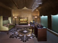 ОАЭ. Абу-Даби. Eastern Mangroves Hotel & Spa by Anantara. Spa reception area