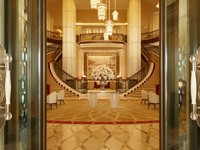 ОАЭ. Абу-Даби. The St. Regis Abu Dhabi. Hotel Exterior. Reception Hall - Arrival