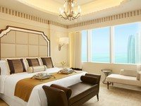 ОАЭ. Абу-Даби. The St. Regis Abu Dhabi. St Regis Suite - Bedroom