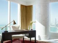 ОАЭ. Абу-Даби. The St. Regis Abu Dhabi. Al Hosen Suite - Bedroom
