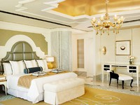 ОАЭ. Абу-Даби. The St. Regis Abu Dhabi. Al Manhal Suite - Bedroom