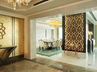 ОАЭ. Абу-Даби. The St. Regis Abu Dhabi. Al Manhal Suite - Entrance Hall