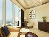 ОАЭ. Абу-Даби. The St. Regis Abu Dhabi. Junior Suite - Living Room