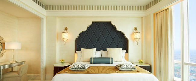 ОАЭ. Абу-Даби. The St. Regis Abu Dhabi. Al Mushref Suite - Bedroom