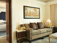 ОАЭ. Абу-Даби. The St. Regis Abu Dhabi. Al Mushref Suite