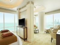 ОАЭ. Абу-Даби. The St. Regis Abu Dhabi. Grand Deluxe Suite