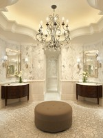 ОАЭ. Абу-Даби. The St. Regis Abu Dhabi. Ladies Restroom