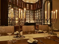 ОАЭ. Абу-Даби. The St. Regis Abu Dhabi. Villa Toscana - Private Dining Room