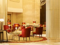 ОАЭ. Абу-Даби. The St. Regis Abu Dhabi. Tea Lounge