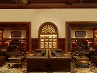 ОАЭ. Абу-Даби. The St. Regis Abu Dhabi. The St Regis Bar - Cigar Lounge