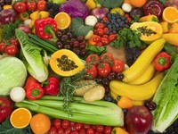 Vegetables and Fruits. Фото BVDC01 - Depositphotos