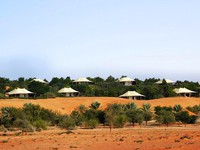 ОАЭ. Дубай. Al Maha, a Luxury Collection Desert Resort & Spa