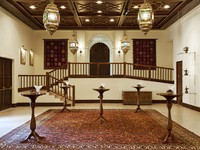 ОАЭ. Дубай. Al Maha, A Luxury Collection Desert Resort & Spa. Conference Centre - Al Majlis Pre-function Area