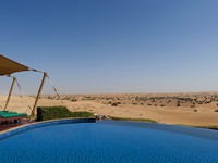 ОАЭ. Дубай. Al Maha, A Luxury Collection Desert Resort & Spa. Presidential Suite - private pool