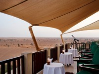 ОАЭ. Дубай. Al Maha, A Luxury Collection Desert Resort & Spa. Ресторан Al Diwaan