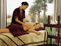 ОАЭ. Дубай. Al Maha, A Luxury Collection Desert Resort & Spa. Timeless Spa. Treatment - massage