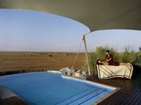 ОАЭ. Дубай. Al Maha, A Luxury Collection Desert Resort & Spa. Timeless Spa.
