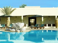 ОАЭ. Дубай. Al Maha, A Luxury Collection Desert Resort & Spa. Timeless Spa. Spa exterior