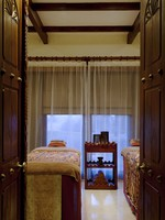 ОАЭ. Дубай. Al Maha, A Luxury Collection Desert Resort & Spa. Timeless Spa - Couple Treatment Room