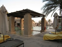 ОАЭ. Дубай. Bab Al Shams Desert Resort & Spa. Фото Павла Аксенова