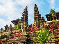 Клуб путешествий Павла Аксенова. Индонезия.О.Бали.Pura Besakih temple,Bali,Indonesia. Фото kamchatka-Depositphotos