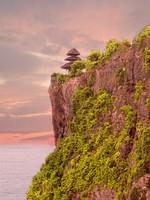 Индонезия. Бали. Пура Лухур Улувату (Pura Luhur Uluwatu). Фото Lenorlux-Depositphotos