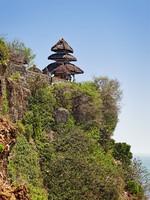 Индонезия. Бали. Пура Лухур Улувату (Pura Luhur Uluwatu). Фото pz.axe-Depositphotos