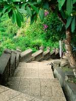 Индонезия. Бали. Пура Лухур Улувату (Pura Luhur Uluwatu). Фото ivanukh-Depositphotos