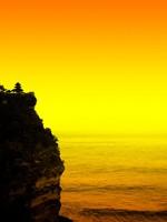 Индонезия.Бали. Пура Лухур Улувату (Pura Luhur Uluwatu)Фото magicinfoto-Depositphotos