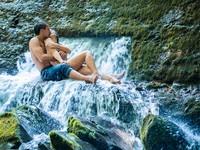 Клуб путешествий Павла Аксенова. Индонезия. Бали. Водопад. Фото anpet2000-Depositphotos