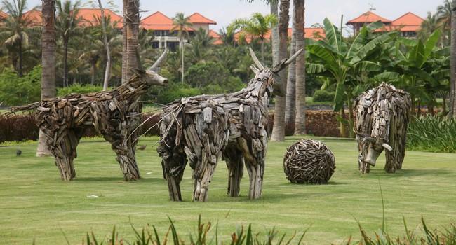Клуб путешествий Павла Аксенова. О.Бали. The St. Regis Bali Resort. Фото А.Синицына