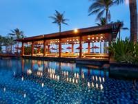Клуб путешествий Павла Аксенова. Индонезия.О.Бали.The St. Regis Bali Resort.Vista Bar Dusk