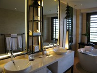 Индонезия.О.Бали. The St. Regis Bali Resort. St. Regis Suite. Фото Павла Аксенова