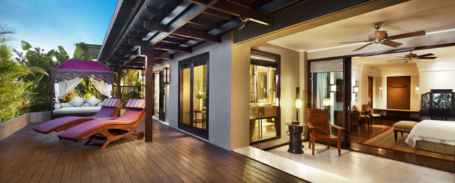 Клуб путешествий Павла Аксенова. Индонезия. О.Бали. The St. Regis Bali Resort.Lilium Suite