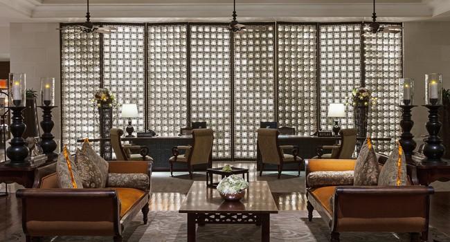 Клуб путешествий Павла Аксенова. Индонезия. О.Бали. The St. Regis Bali Resort. Lobby