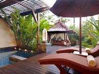 Клуб путешествий Павла Аксенова. Индонезия. О.Бали. St. Regis Pool Suite - Private Pool
