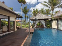 Индонезия.О.Бали. The St. Regis Bali Resort. The Strand Villa - Private Pool