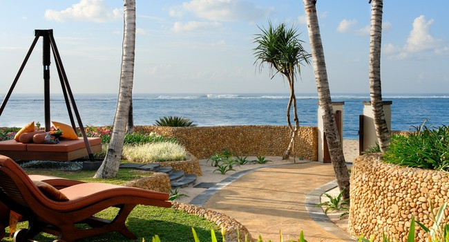 Индонезия.О.Бали. The St. Regis Bali Resort. The Strand Villa