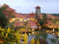 ?Клуб путешествий Павла Аксенова. Индонезия. О.Бали. Ayodya Resort Bali. Vista Lounge, VistaTerrace