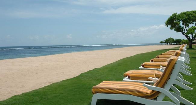 Клуб путешествий Павла Аксенова. Индонезия. О.Бали. Ayodya Resort Bali. Пляж