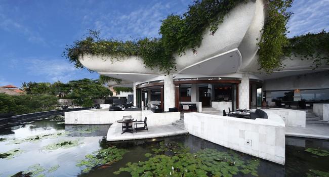 ?Клуб путешествий Павла Аксенова. Индонезия. О.Бали. Ayana Resort and Spa. Ресторан DAVA