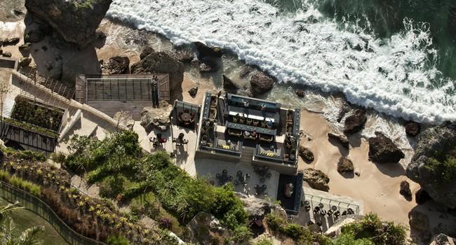 Клуб путешествий Павла Аксенова. Индонезия. О.Бали. Ayana Resort and Spa. Вид на пляж